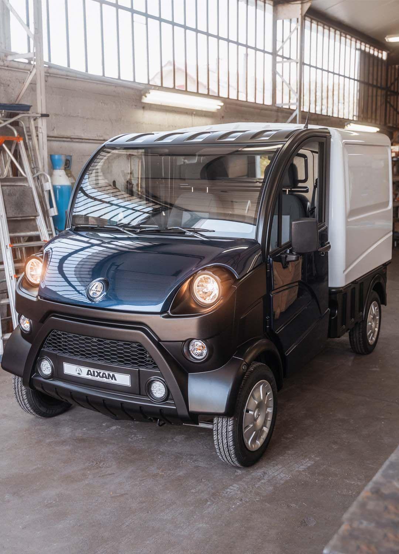 no licence cars aixam d truck van no licence cars. Black Bedroom Furniture Sets. Home Design Ideas