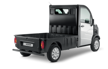 d truck pick up sans permis utilitaire compact aixam pro. Black Bedroom Furniture Sets. Home Design Ideas