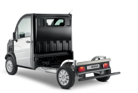"""No-licence"" car Chassis cab base"